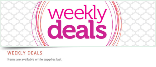 Weekly deals photo